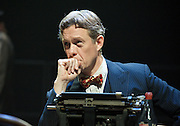 Collaborators<br /> by John Hodge<br /> at The Cottesloe Theatre, Southbank, London, Great Britain <br /> press photocall<br /> 31st October 2011 <br /> <br /> Alex Jennings (as Mikhail Bulgakov)<br /> <br /> directed by Nicholas Hytner)<br /> <br /> Photograph by Elliott Franks