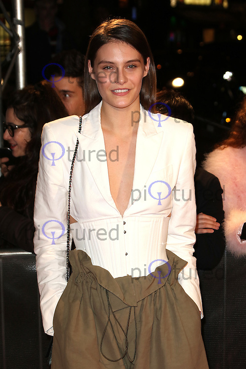 Charlotte Wiggins, The Naked Heart Foundation's Fabulous Fund Fair, Roundhouse, London UK, 21 February 2017, Photo by Richard Goldschmidt