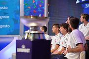 Trofeo EuroBasket 2017<br /> Raduno Nazionale Maschile Senior<br /> Media Day - Sky <br /> Milano 21/07/2017<br /> Foto Ciamillo-Castoria/ M,Longo
