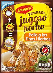 FOTÓGRAFO: Francisco Arias ///<br /> <br /> Fotografia para Packaging Jugoso al Horno<br /> Cliente: Nestlé Chile.<br /> Producción y Food Styling:Lulu Pizarro