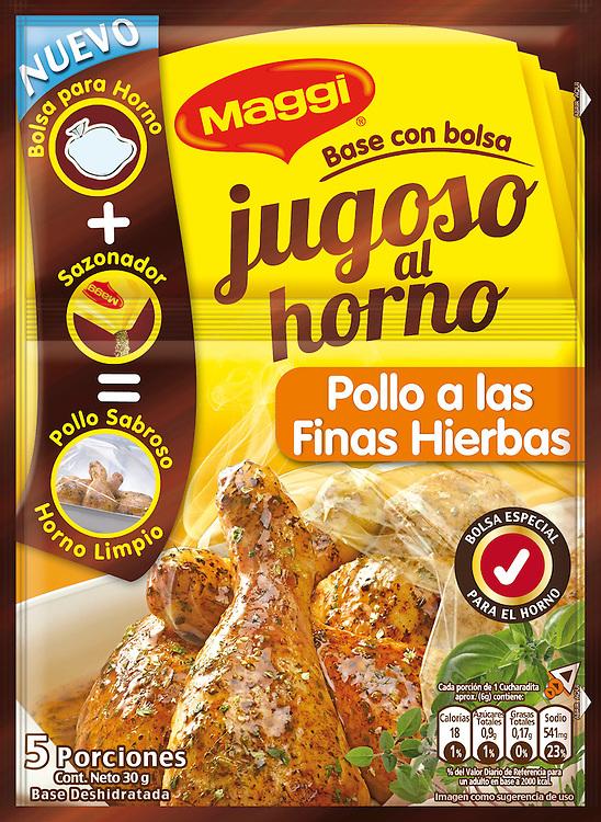 FOT&Oacute;GRAFO: Francisco Arias ///<br /> <br /> Fotografia para Packaging Jugoso al Horno<br /> Cliente: Nestl&eacute; Chile.<br /> Producci&oacute;n y Food Styling:Lulu Pizarro