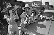 Kid Creole and the Coconuts photosession