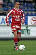 03.06.2004, Valkeakoski, Finland..Veikkausliiga 2004 / Finnish League 2004.FC Haka v Tornion Pallo-47.Anatoli Bulgakov - TP-47.©Juha Tamminen