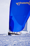 Symmetry Sailing in the 2011 St. Barths Bucket. Race 2.