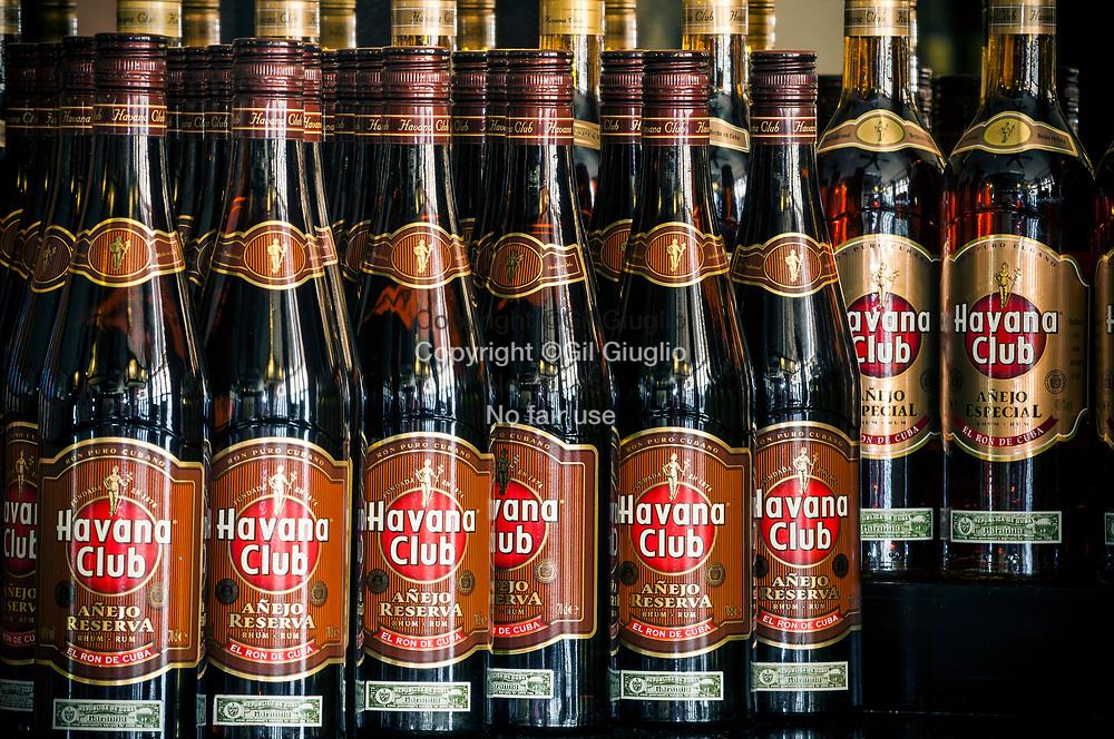 Cuba, La Havane, Habana Vieja, Musée du Rhum Havana Club // Cuba, Havana, Habana Vieja, Havana Rum Club Museum