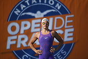 Mela,ie Henique (FRA) competes on Women's 50 m Freestyle during the French Open 2018, at Aquatic Center Odyssée in Chartres, France on July 7th to 8th, 2018 - Photo Stephane Kempinaire / KMSP / ProSportsImages / DPPI