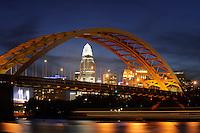 Big Mac Bridge Cincinnati Ohio