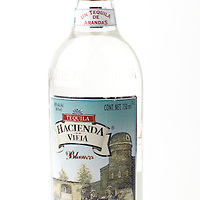 Hacienda Vieja blanco -- Image originally appeared in the Tequila Matchmaker: http://tequilamatchmaker.com