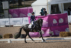 George Michele, BEL, Fusion Old<br /> FEI European Para Dressage Championships - Goteborg 2017 <br /> © Hippo Foto - Dirk Caremans<br /> 21/08/17,