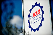 September 10-12, 2010: Italian Grand Prix. Monza logo