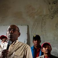 VENEZUELAN POLITICS / POLITICA EN VENEZUELA<br /> Aristobulo Isturiz<br /> PSUV Vice President / Vicepresidente del PSUV<br /> Caracas - Venezuela 2008<br /> (Copyright © Aaron Sosa)