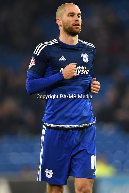 Matthew Connolly, Cardiff City