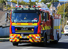 Auckland-File photo of Fire appliance blacklisted by Firefighters Union