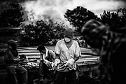 Residents search for relatives victims of the Fuego Volcano in the ash-covered village of San Miguel Los Lotes, in Escuintla department, about 35 km southwest of Guatemala City, on June 7, 2018. The threat of fresh landslides forced emergency workers Thursday to suspend a search for victims of a major eruption of Guatemala's Fuego volcano, the country's disaster management agency said. To date, 99 people are known to have died in Sunday's major eruption of the volcano, with nearly 200 more still reported as missing.