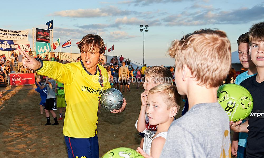 Virginia, United States of America - June, 09<br /> NASSC - US Open 2017 at Virginia Beach on June 09, 2017 in Virginia, United States of America. (Photo by Lea Weil)