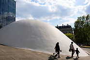 Espace Oscar Niemeyer, Paris.