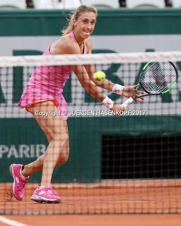 PETRA MARTIC (CRO)<br /> <br /> Tennis - French Open 2017 - Grand Slam / ATP / WTA / ITF -  Roland Garros - Paris -  - France  - 5 June 2017.