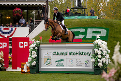 Brash Scott, GBR, Hello Jefferson<br /> Spruce Meadows Masters - Calgary 2019<br /> © Dirk Caremans<br />  08/09/2019