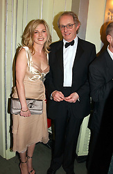 Actress EVA BIRTHISTLE and director KEN LOACH at the 25th annual Awards of the London Film Critics' Circle in aid of the NSPCC held at The Dorchester Hotel, Park Lane, London W1 on 9th February 2005.<br /><br />NON EXCLUSIVE - WORLD RIGHTS