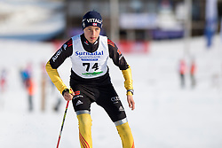 Youth Race, GER, Long Distance Cross Country, 2015 IPC Nordic and Biathlon World Cup Finals, Surnadal, Norway