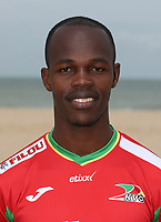 20170711 - Ostend, Belgium / Photoshoot Kv Oostende 2017 - 2018 / <br /> Knowledge MUSONA<br /> Picture Vincent Van Doornick / Isosport