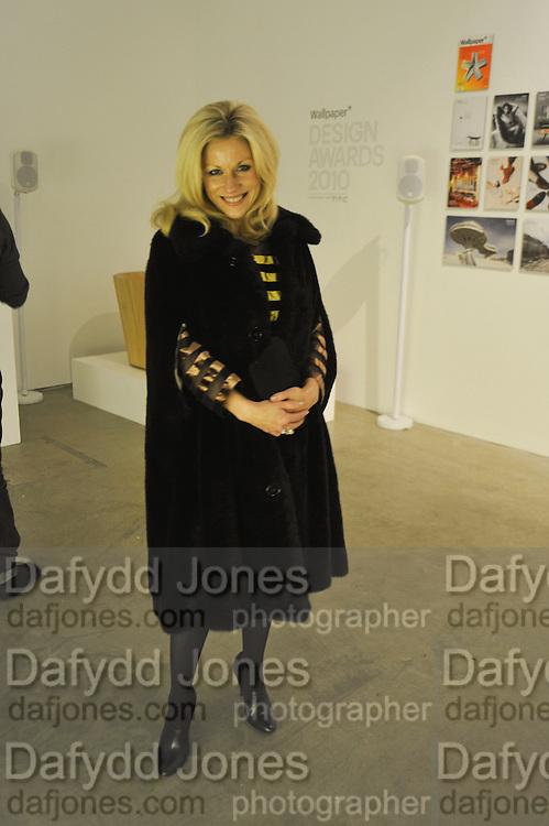 AMANDA WILKINSON, Wallpaper* Design Awards. Wilkinson Gallery, 50-58 Vyner Street, London E2, 14 January 2010