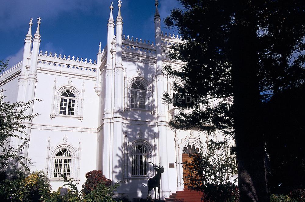 MUSEE DES SCIENCES NATURELLES, MAPUTO, MOZAMBIQUE