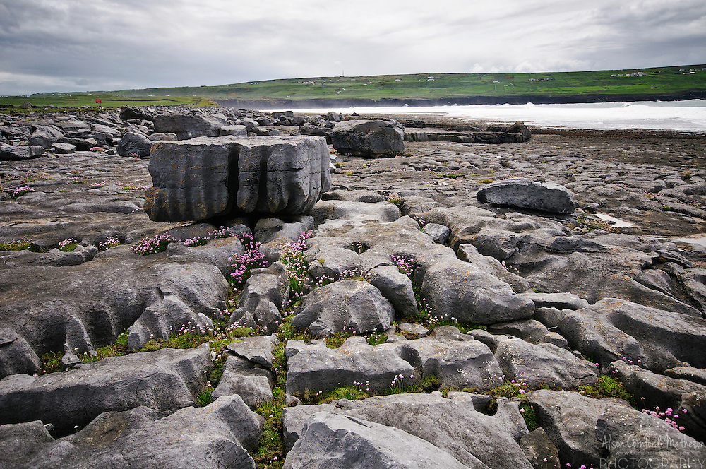 The Rocky Atlantic Shore of Doolin, Ireland
