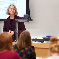 2016 UWL Elise Denlinger Scholarship Classroom