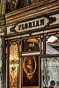 Florian Cafe, St. Marks Square, San Marco, Venice, Italy, Europe
