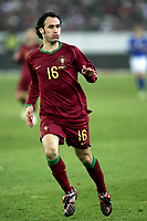 "Ricardo Carvalho (Portugal)<br /> Zurigo - Zurich 6/2/2008 Stadio ""Letzigrund"" <br /> Firendly Match<br /> Italia Portogallo / Italy Portugal (3-1)<br /> Foto Andrea Staccioli Insidefoto"