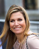 Utrecht, 06-03-2015<br /> <br /> <br /> Queen Maxima attends Meeting NIBUD ( Dutch Budget Fund)<br /> <br /> <br /> Photo: Bernard Ruebsamen/Royalportraits Europe