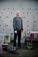 China / Shanghai <br /> Italian Artist Girolamo Marri