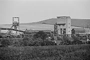 Houghton Main Colliery, Little Houghton. British Coal Barnsley Area. 08-06-1991.