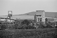 Houghton Main Colliery, Little Houghton. British Coal Barnsley Area. 08-06-1991.