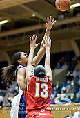 Duke vs Maryland WBB 2011