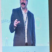 Speaker Dr Erol Hepsaydir at 5G World at Excel London, on 11 June 2019, UK.
