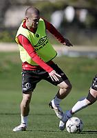 Fotball<br /> La Manga - Spania<br /> 25.01.2009<br /> Trening Fredrikstad FK / FFK<br /> Foto: Morten Olsen, Digitalsport<br /> <br /> Patrik Gerrbrand