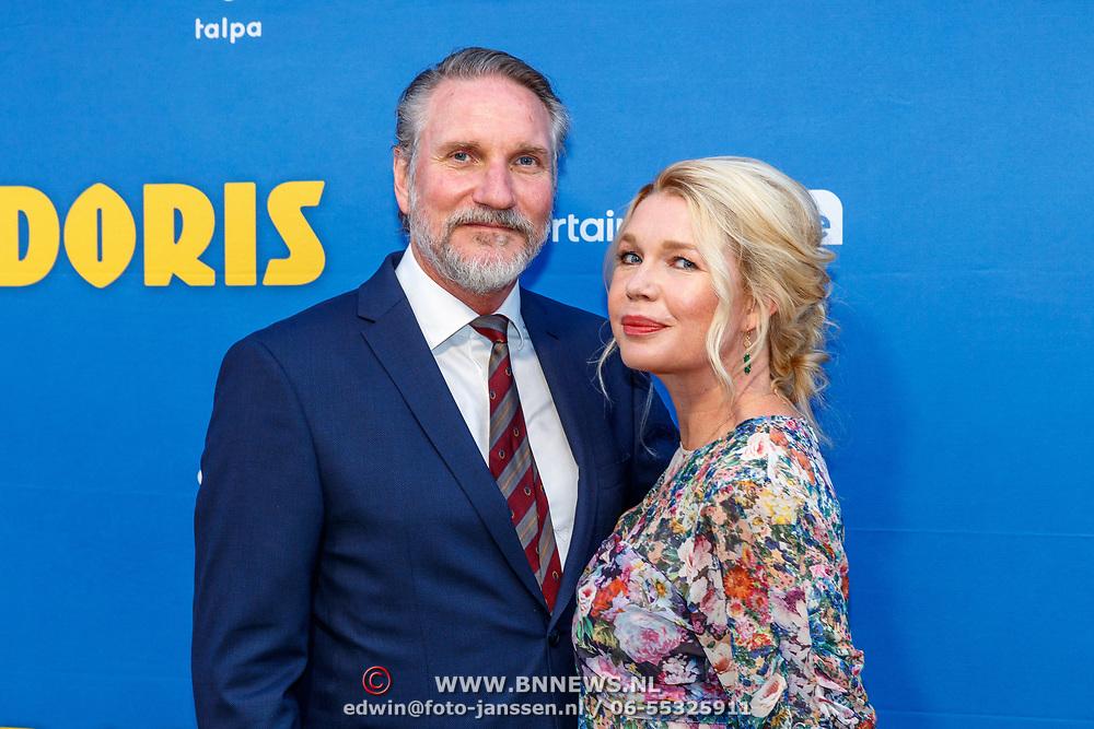 NLD/Amsterdam/20180917 - Premiere Doris, Peter Blok en Tjitske Reidinga