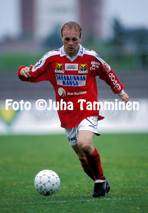 11.07.1998.Ari-Pekka Roiko - FC Jazz.©JUHA TAMMINEN