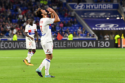 September 23, 2017 - Lyon, France - 07 CLEMENT GRENIER (ol) - COLERE - DECEPTION (Credit Image: © Panoramic via ZUMA Press)