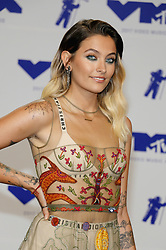Paris Jackson at the 2017 MTV Video Music Awards held at the Forum in Inglewood, USA on August 27, 2017.