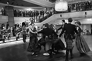 The 170th Royal Caledonian Ball 2018. In aid of various Scottish charities.