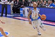 DESCRIZIONE : Beko Legabasket Serie A 2015- 2016 Playoff Quarti di Finale Gara3 Dinamo Banco di Sardegna Sassari - Grissin Bon Reggio Emilia<br /> GIOCATORE : David Logan<br /> CATEGORIA : Palleggio Penetrazione<br /> SQUADRA : Dinamo Banco di Sardegna Sassari<br /> EVENTO : Beko Legabasket Serie A 2015-2016 Playoff<br /> GARA : Quarti di Finale Gara3 Dinamo Banco di Sardegna Sassari - Grissin Bon Reggio Emilia<br /> DATA : 11/05/2016<br /> SPORT : Pallacanestro <br /> AUTORE : Agenzia Ciamillo-Castoria/L.Canu