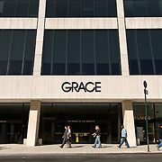 W.R. Grace Building in Manhattan