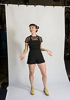 Demi - Tap.   ©2017 Karen Bobotas Photographer