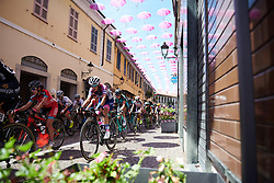 Maria Giulia Confalonieri (ITA) at Giro Rosa 2018 - Stage 3, a 132 km road race starting and finishing in Corbetta, Italy on July 8, 2018. Photo by Sean Robinson/velofocus.com