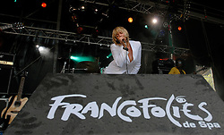 SPA, BELGIUM - JULY-23-2006 -  Da Hush perform live at the Francofolies de Spa, music festival. (Photo © Jock Fistick)