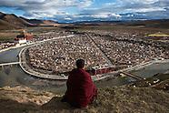 Tibet: Monastic camps under threat