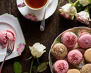 Macarons, Brechin, Scotland